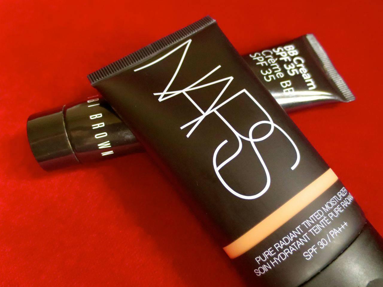 Tinted moisturiser vs BB cream. Let the battle commence.