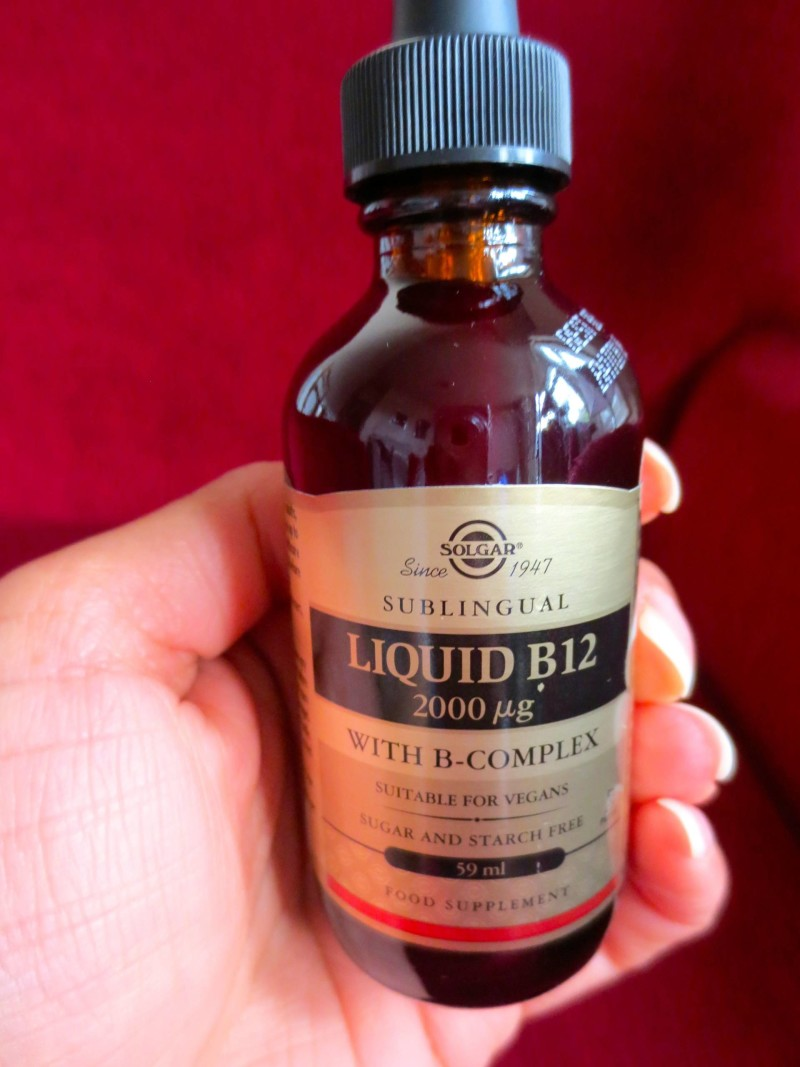 Feeling a bit flat? Get an extra boost with Solgar Liquid B12 + B-complex