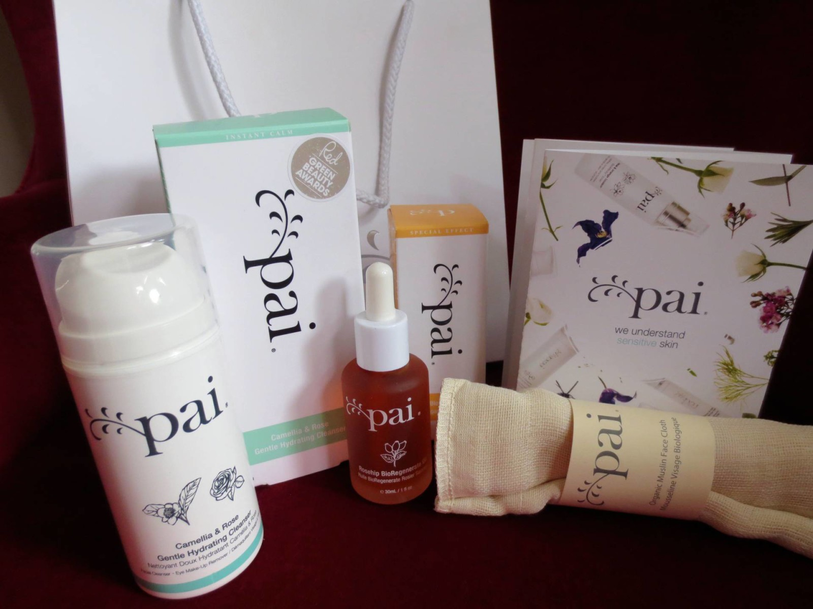 Pai Skincare's founder is an inspiration, and yes I do want healthy, balanced skin!