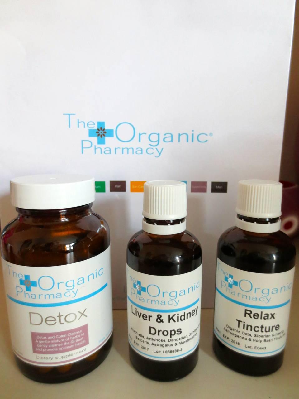 Organic pharmacy prescription