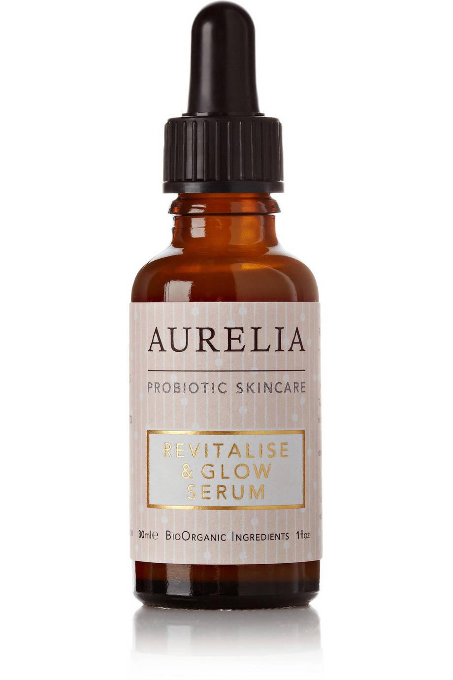 Aurelia skincare's revitalise & glow serum