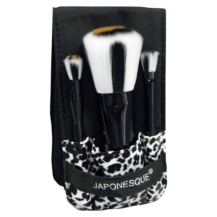 Japonesque safari chic mini brush set