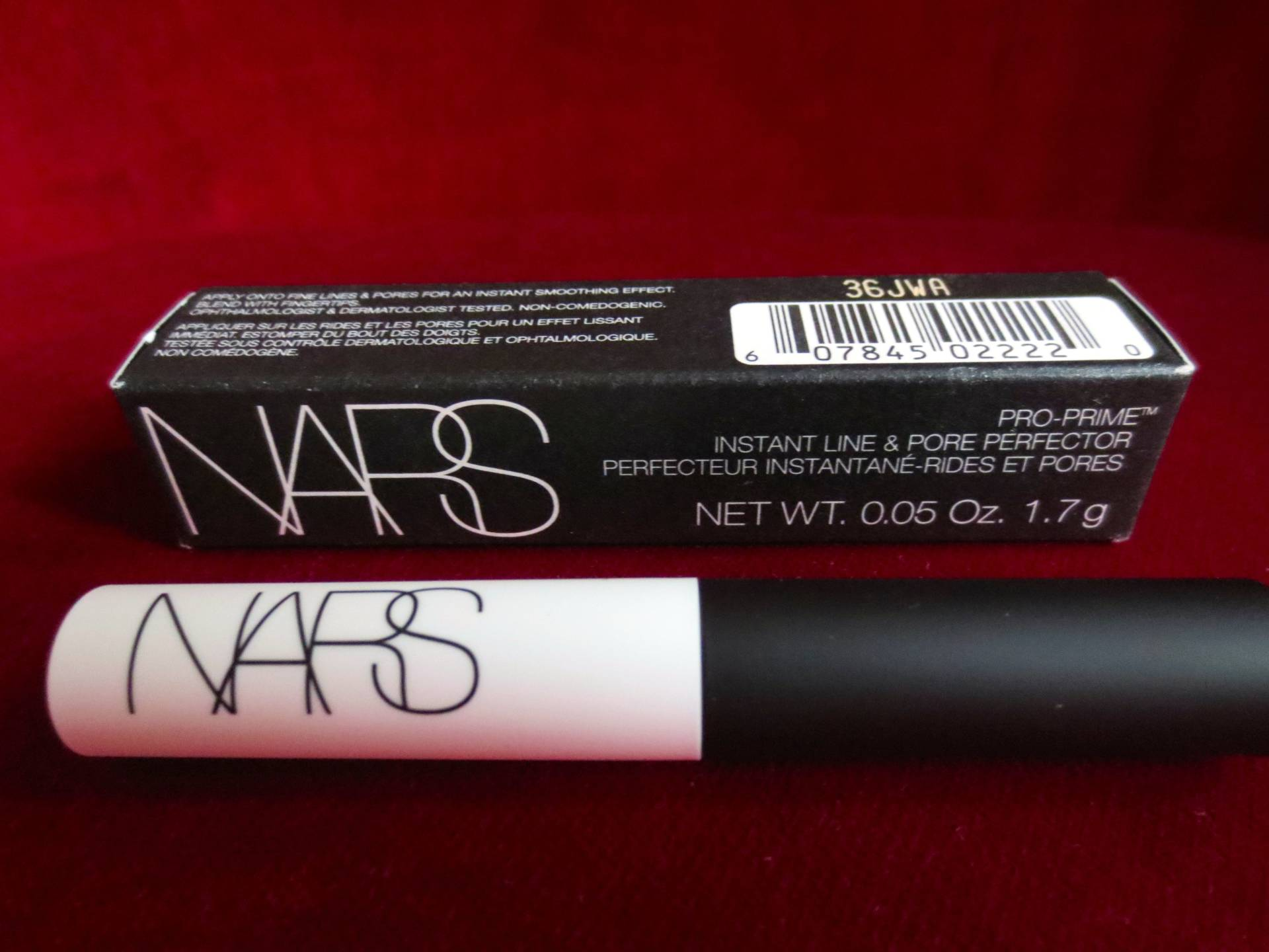 Nars Pro-Prime instant line and pore perfector