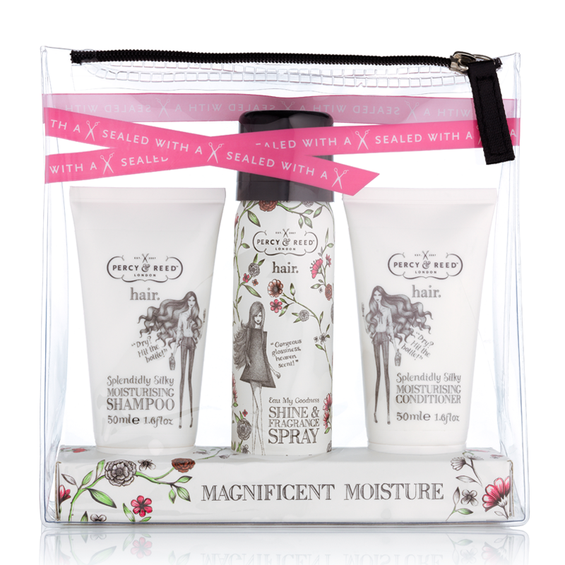 Percy & Reed magnificent moisture totally tempting treat pack