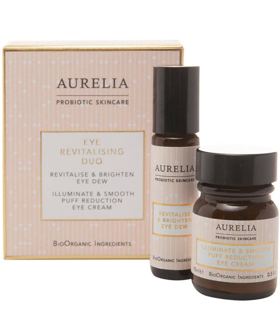 Aurelia probiotic eye revitalising duo