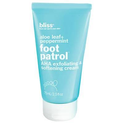 Bliss foot patrol