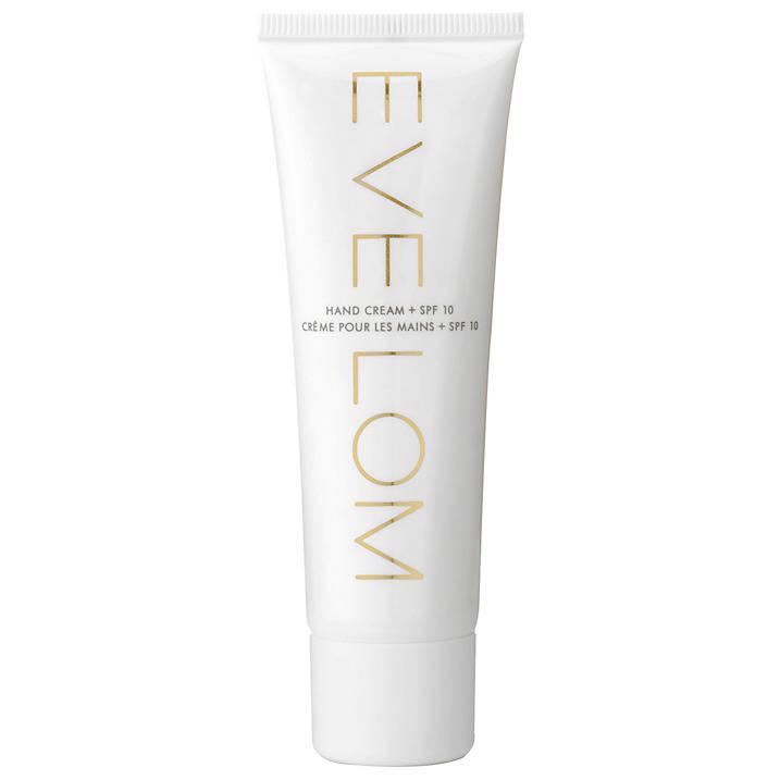Eve Lom hand cream with SPF10