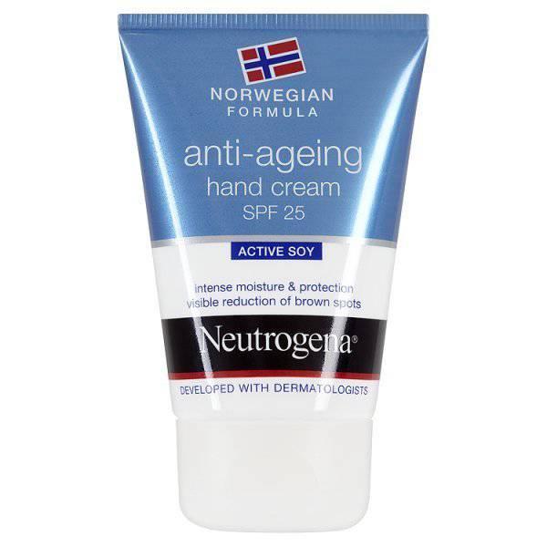Neutrogena Norwegian formula hand cream with SPF25