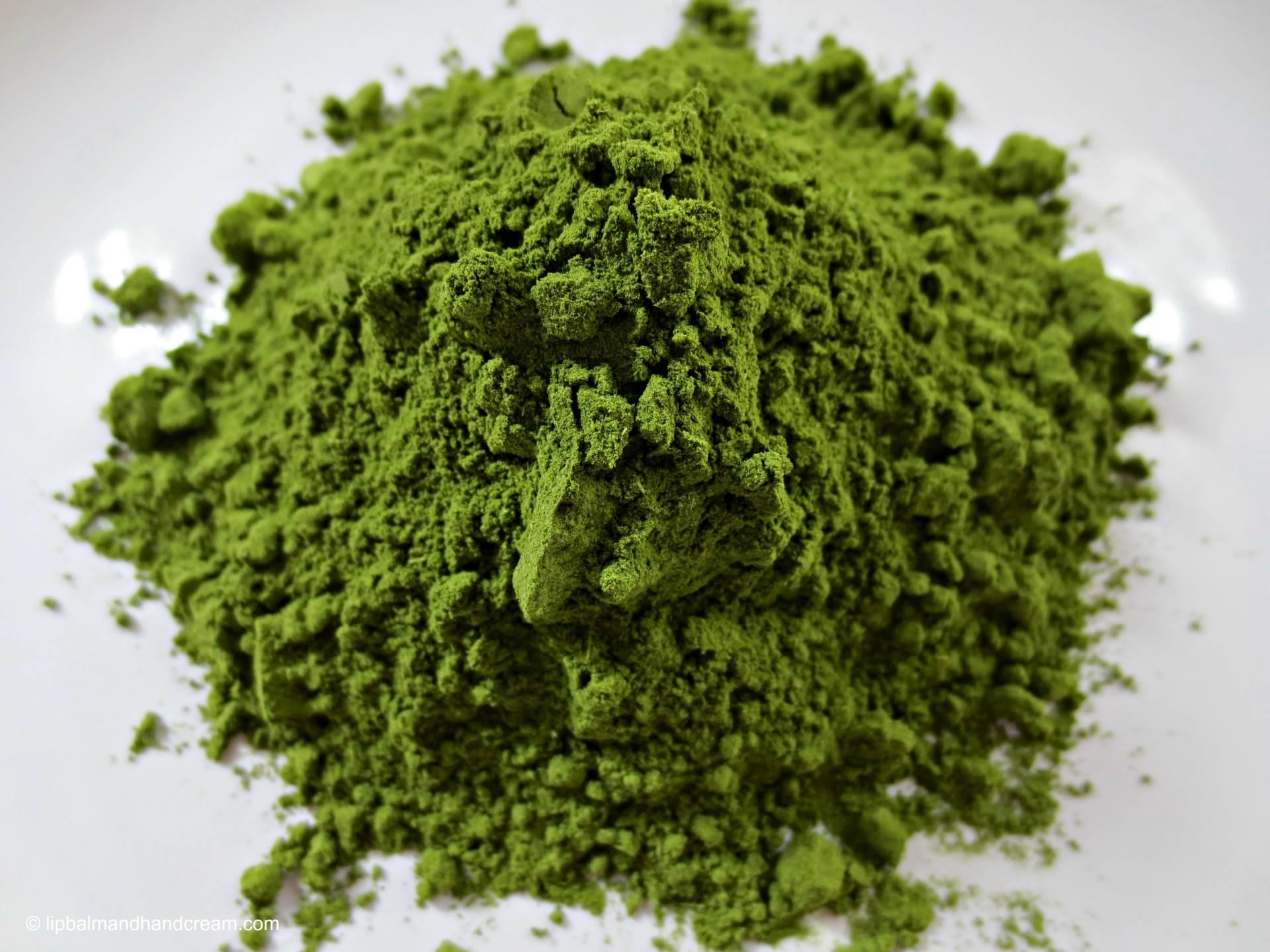 Supergreens - moringa shown here