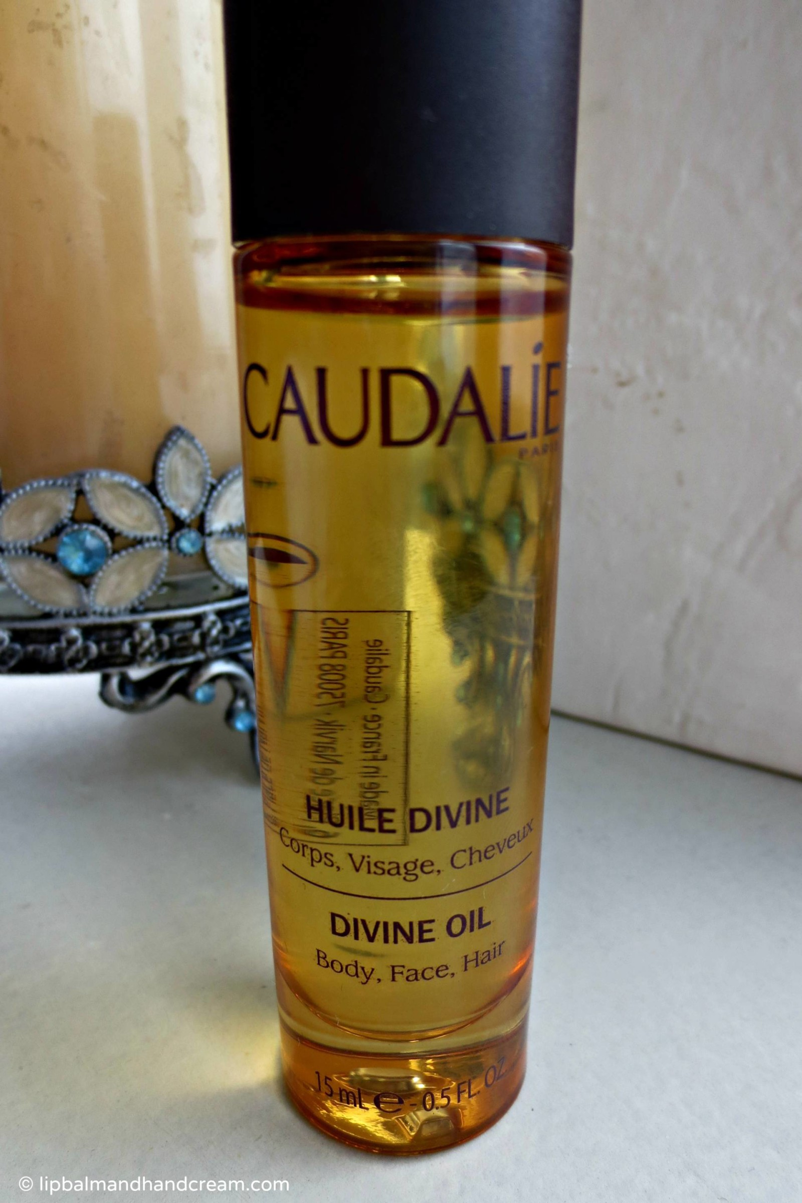Thanks for the birthday treat, Space NK – Caudalie divine oil. More oil!