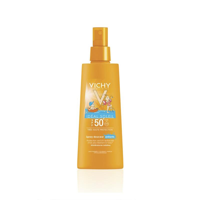 Vichy ideal soleil for children sun cream