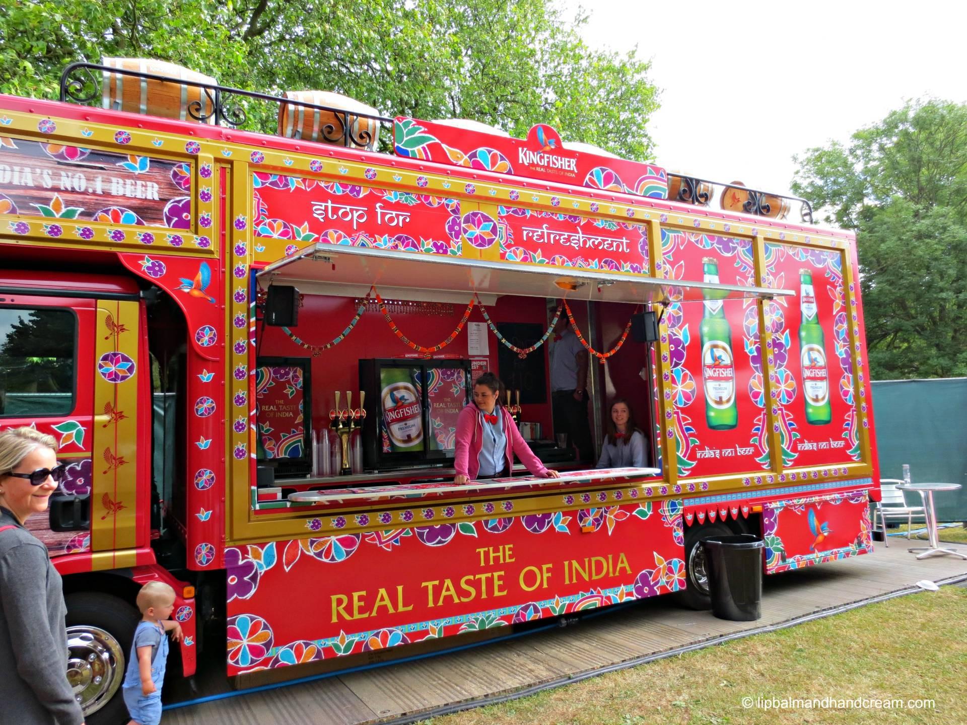 taste india stand
