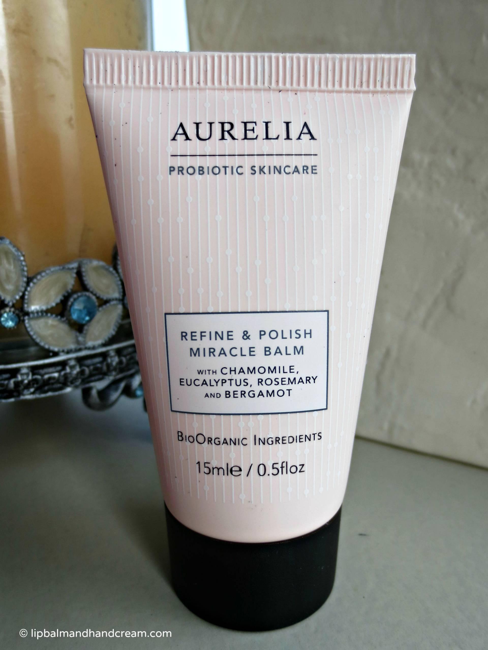 Aurelia Probiotic Skincare - refine & polish miracle balm