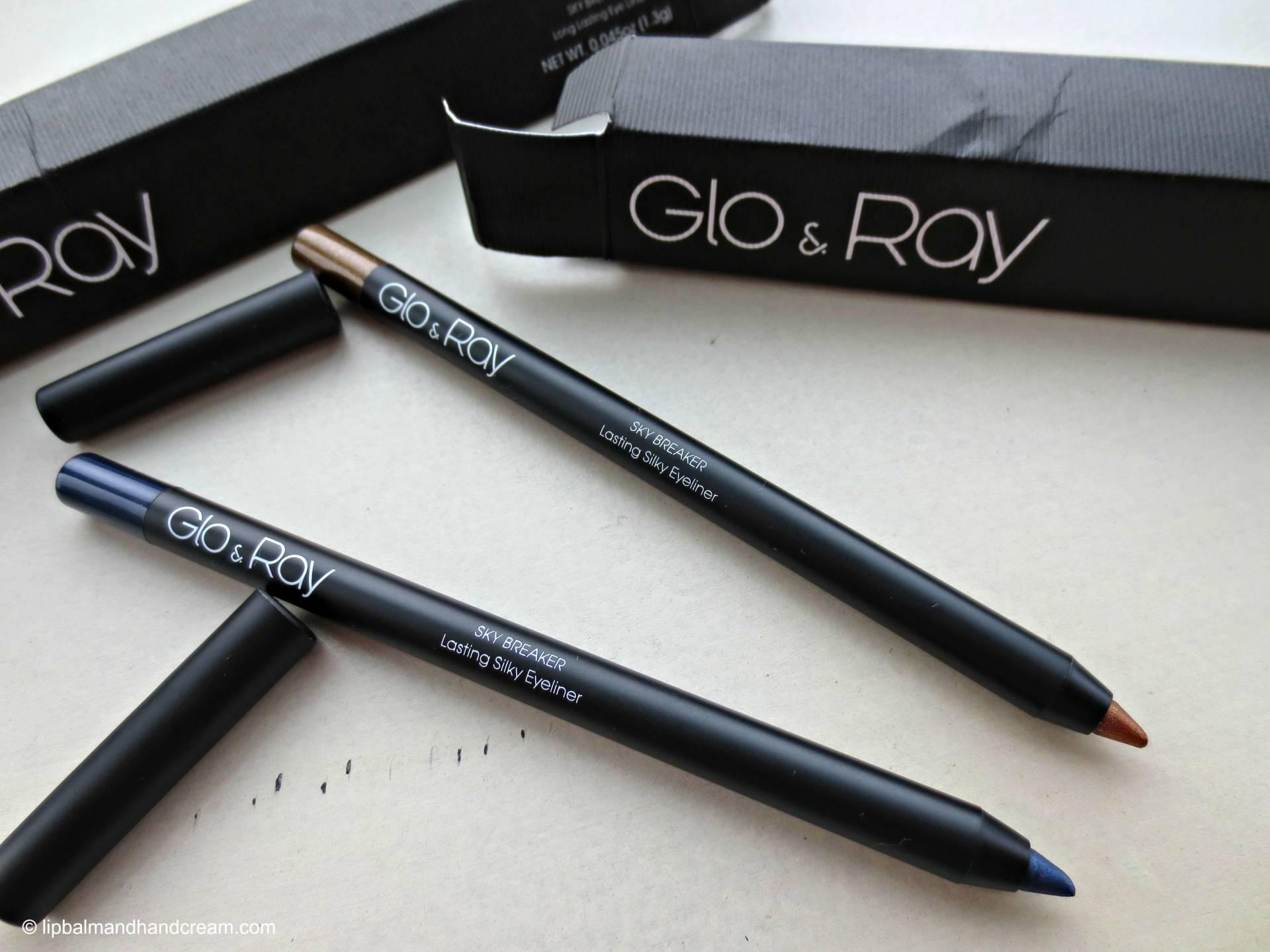Glo & Ray's eye liners
