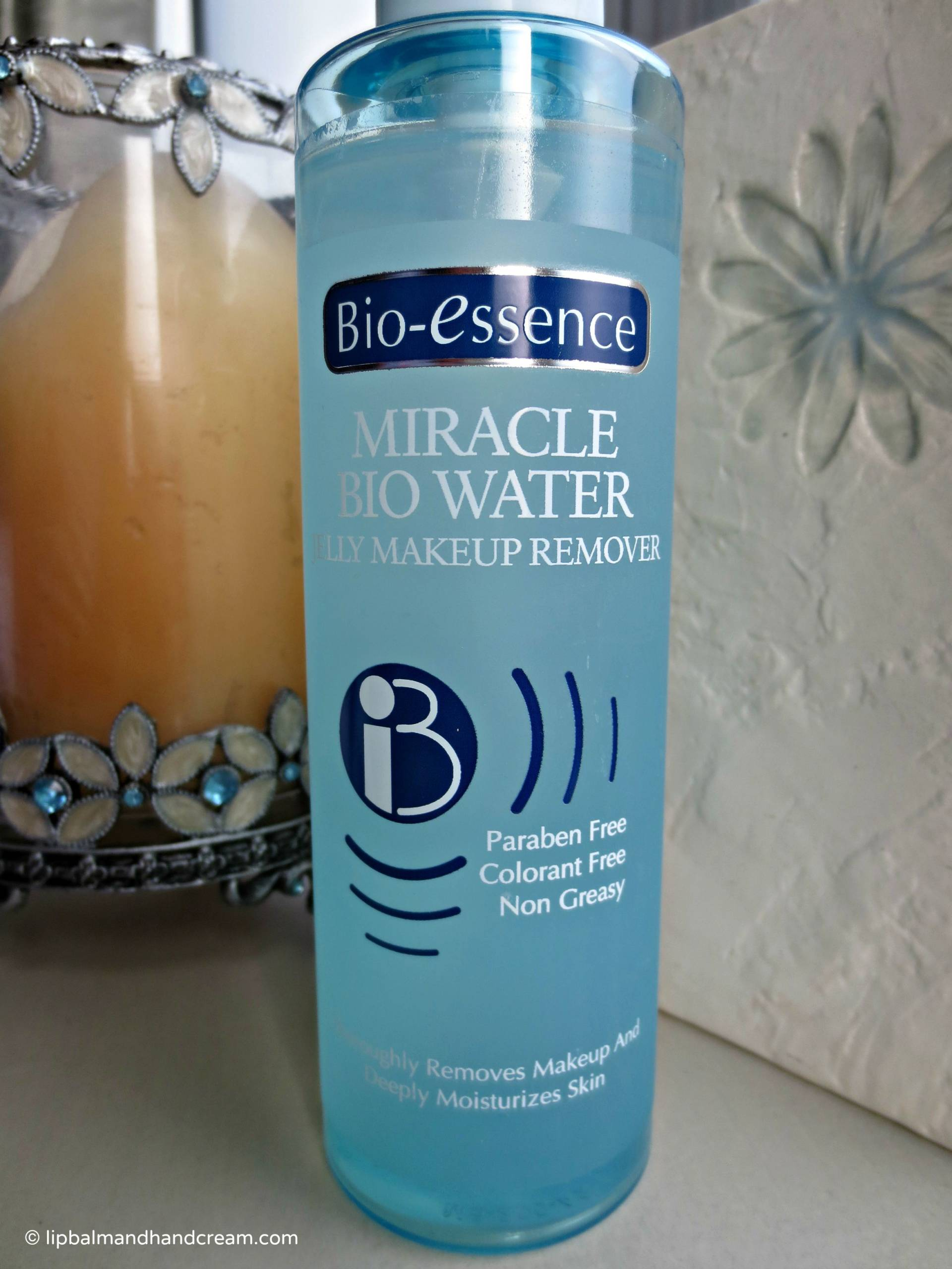 Bio-essence miracle bio water jelly makeup remover