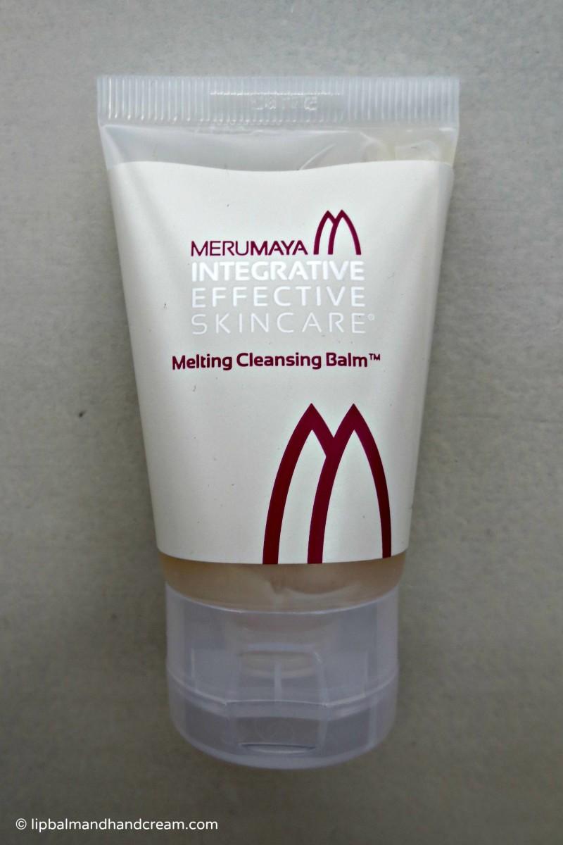 Merumaya cleansing balm