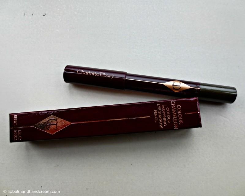 charlotte tilbury colour chameleon smoky emerald eye pencil 3