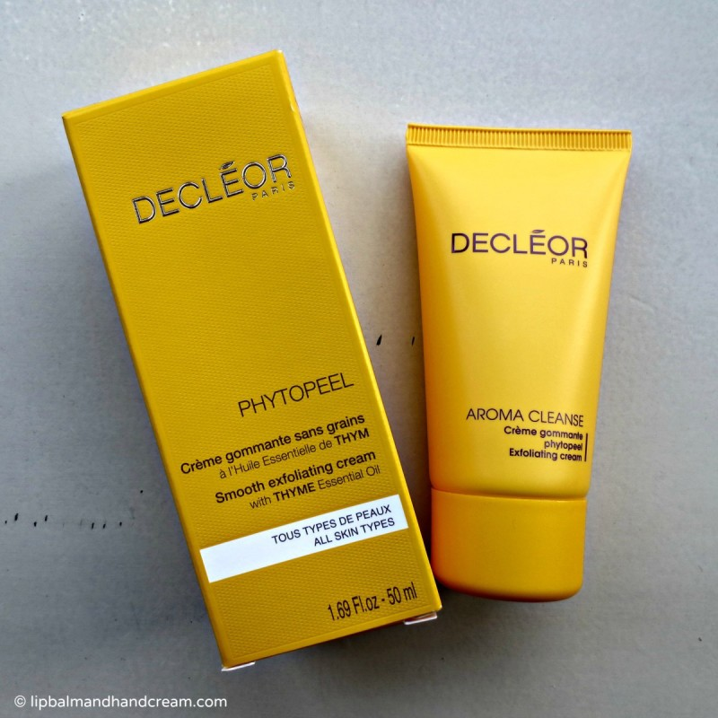 Decléor's phytopeel best for exfoliating and hydrating