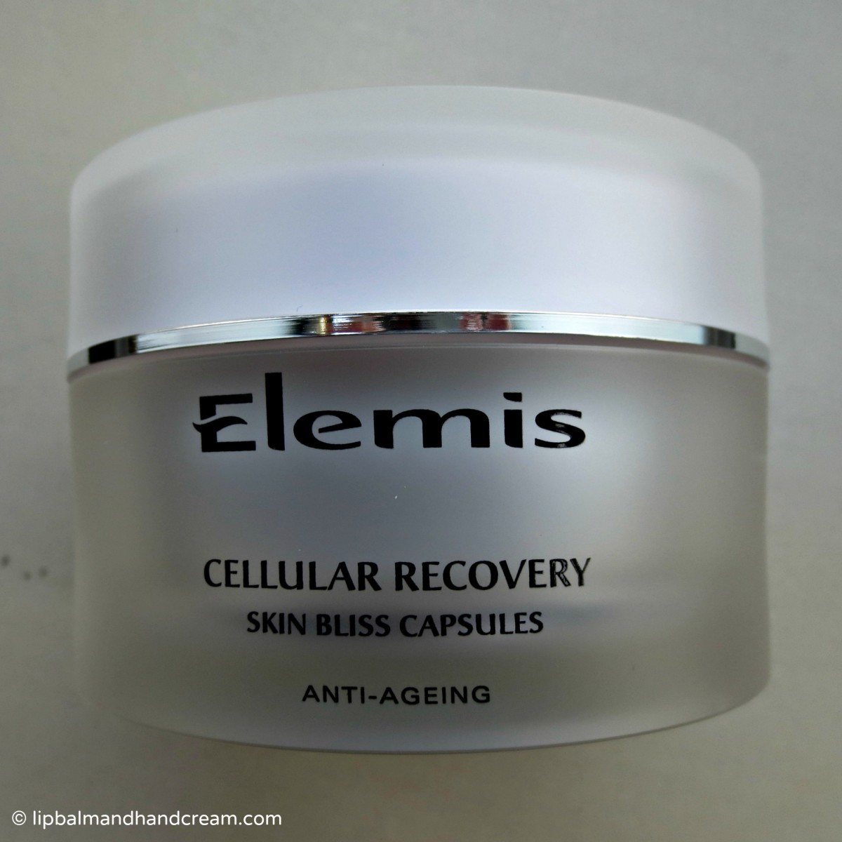 Anti ageing face oil – Elemis cellular recovery skin bliss capsules