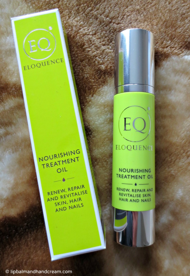 eloquence treatment oil