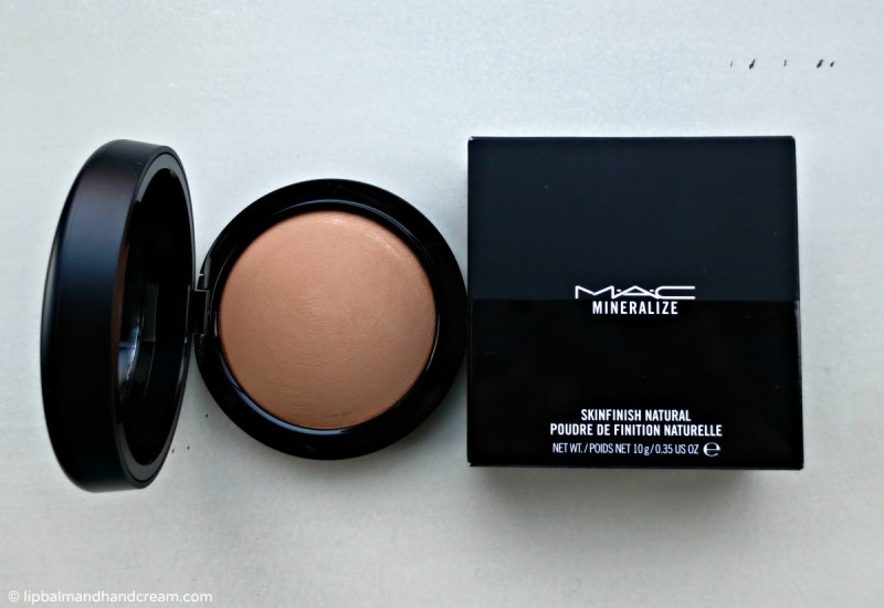 Mac Mineralize Skinfinish Natural Powder Set Makeup