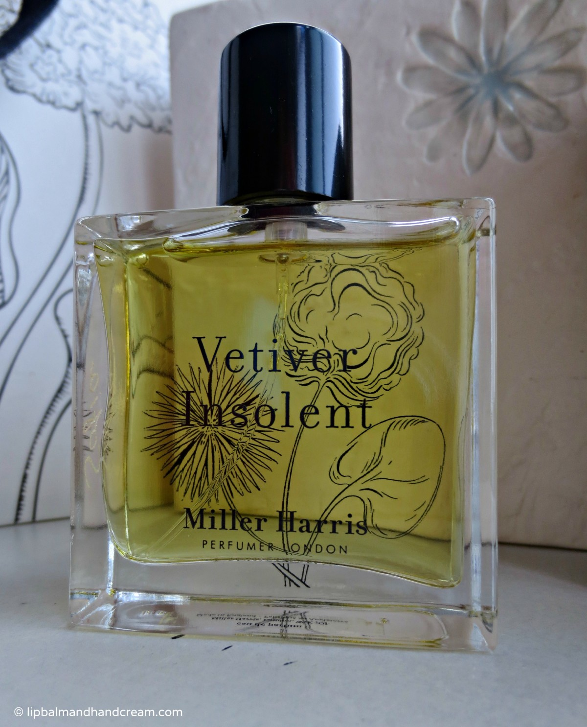Vetiver Insolent – a new spicy unisex fragrance from Miller Harris