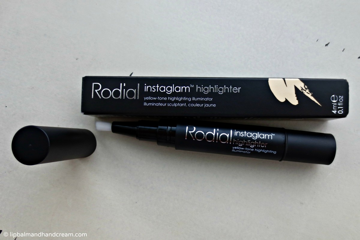 Rodial instaglam highlighter – how can you resist a product called instaglam?