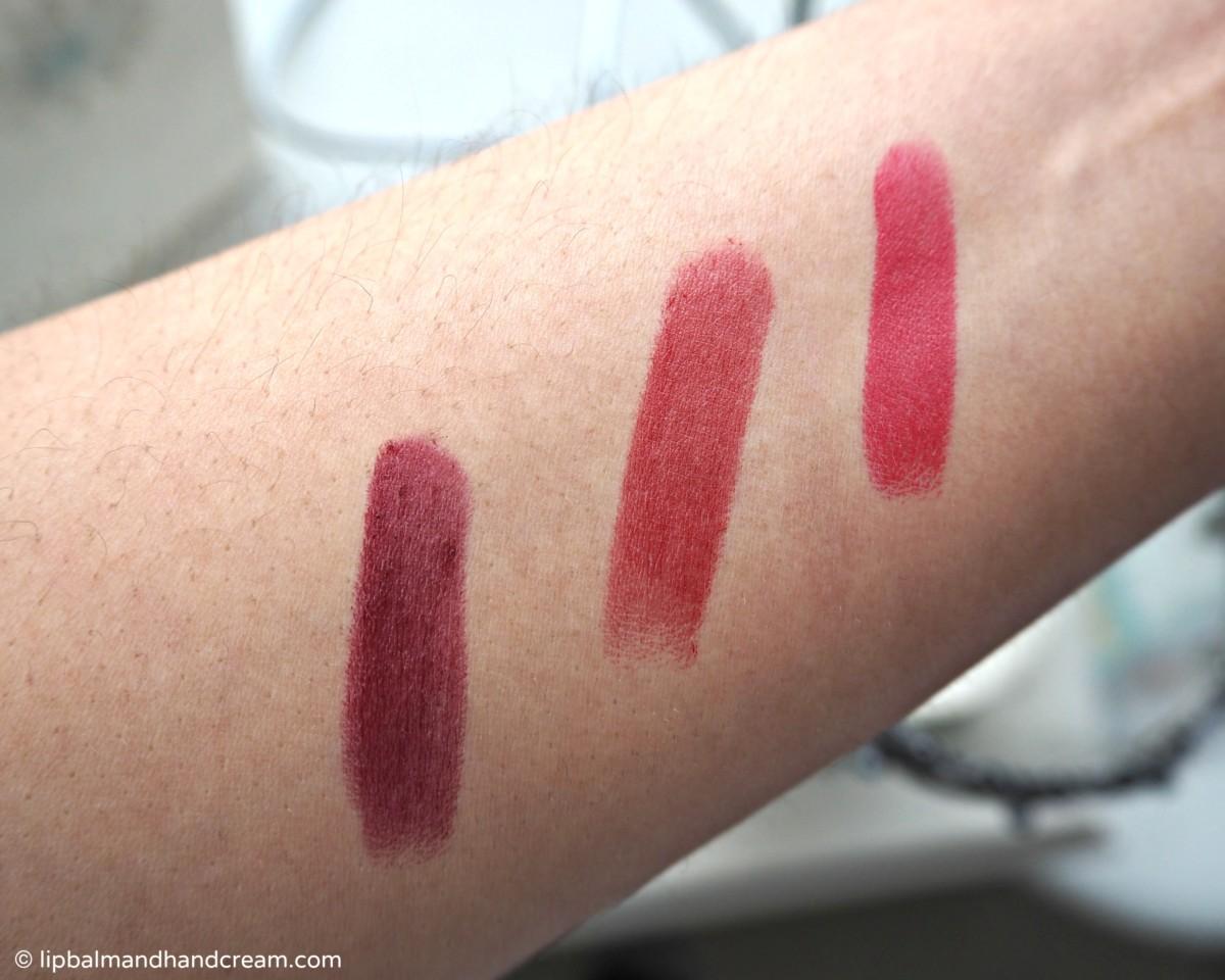Lipsticks that adapt to suit your skin tone – Duwop private lipstick trio