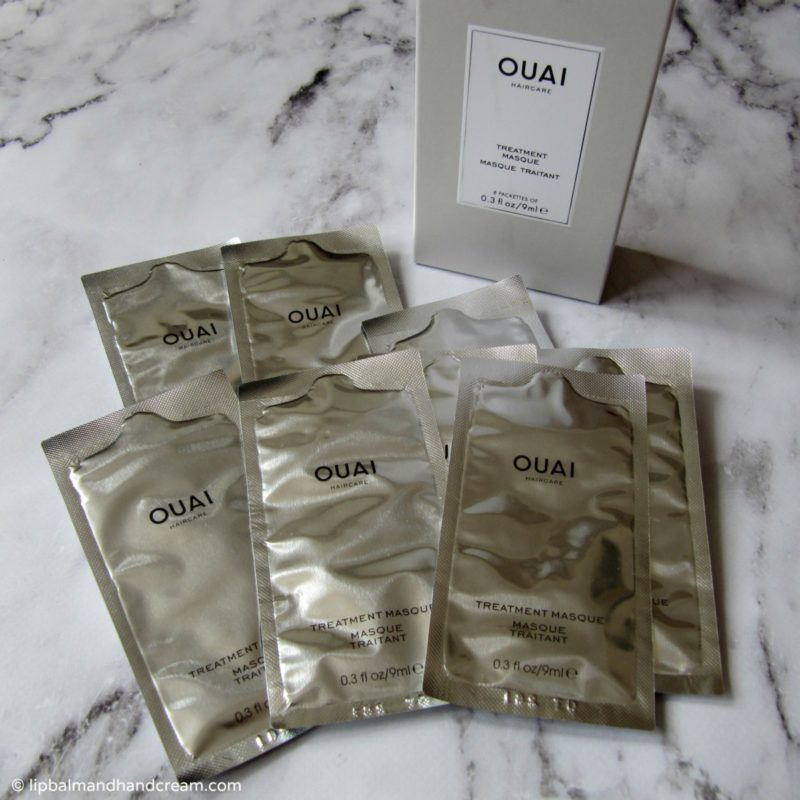 OUAI haircare treatment masque hair mask