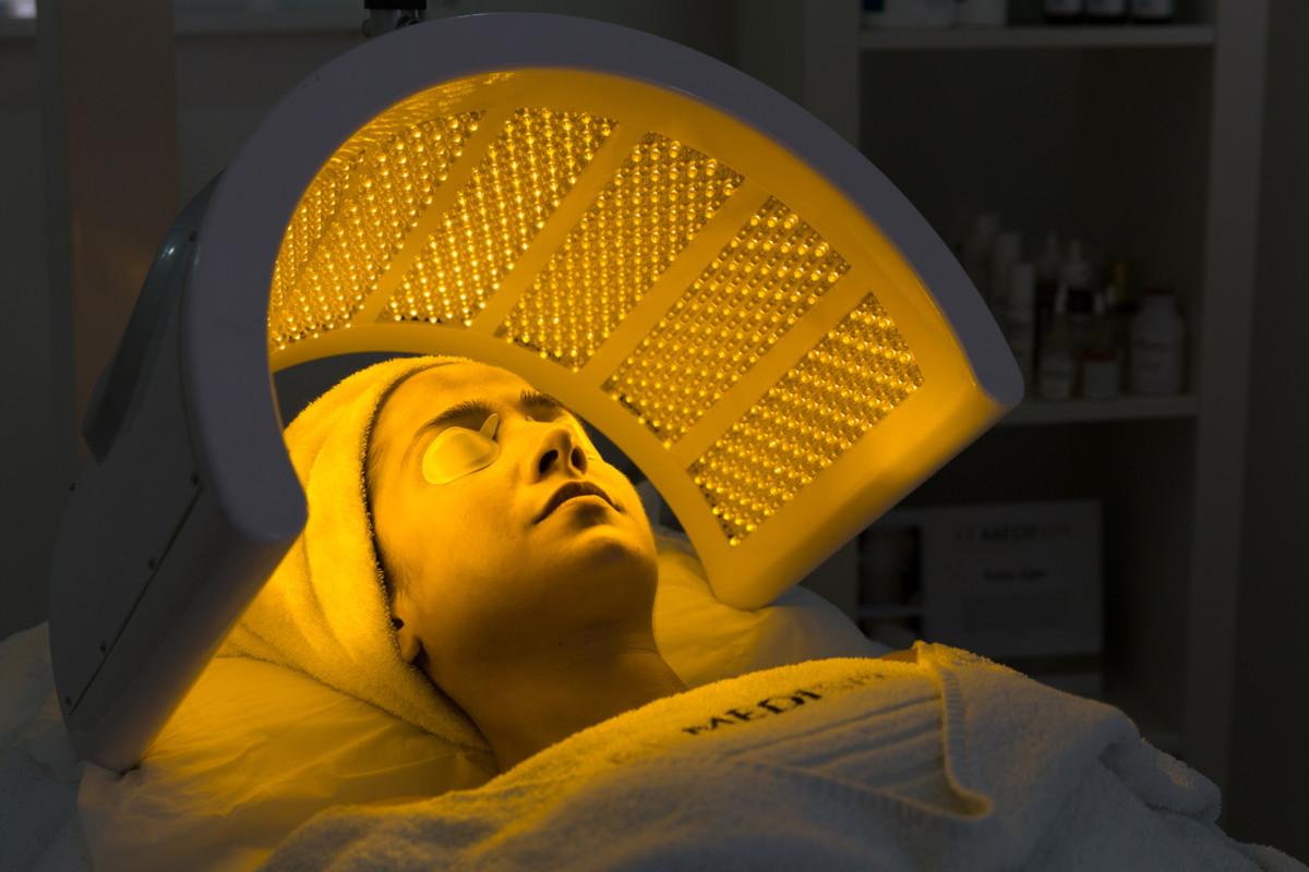 Luminous Face Lift from EF Medispa – a non-invasive laser lift