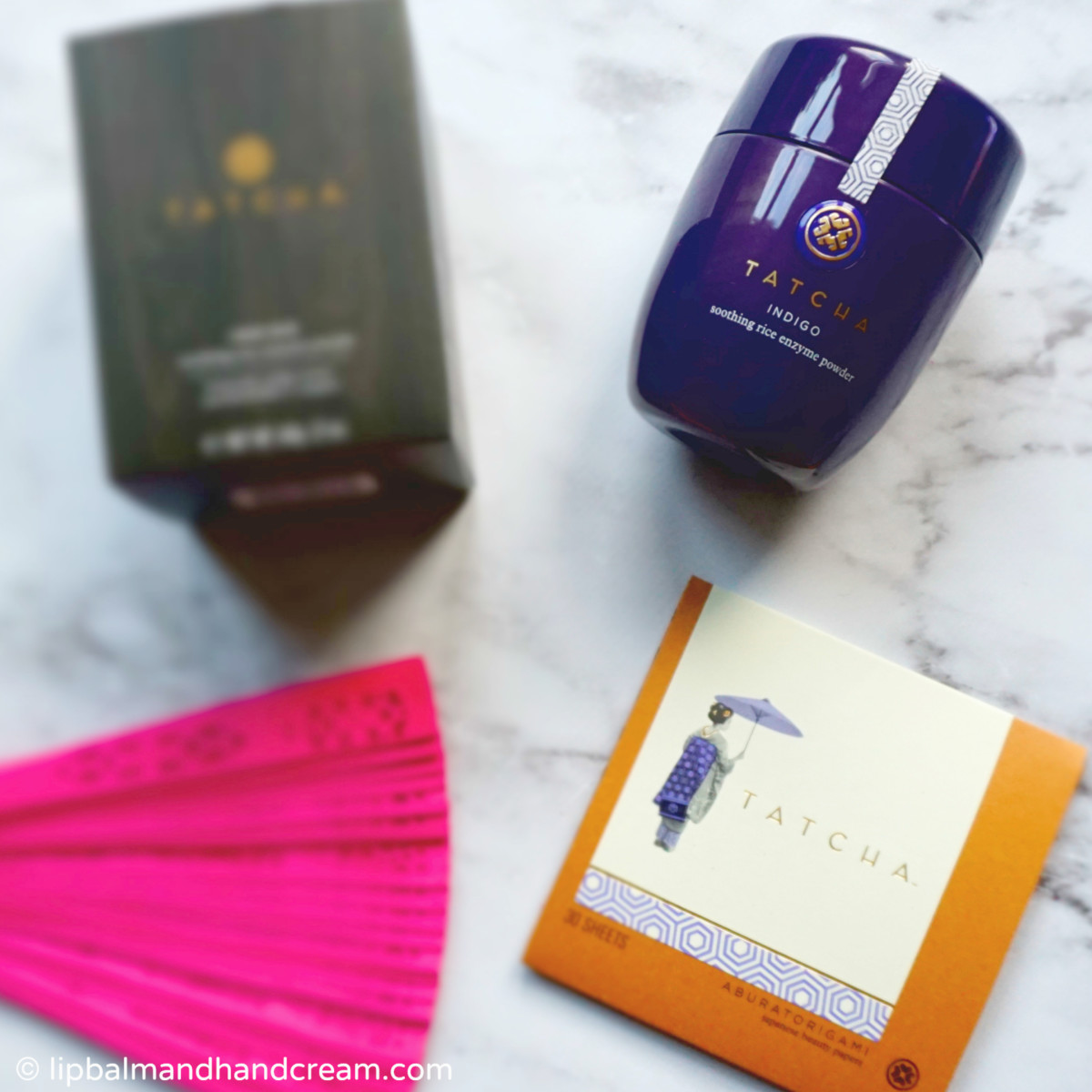 Topped up on some Tatcha from Sephora