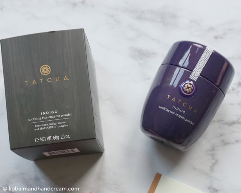 tatcha rice enzyme powder
