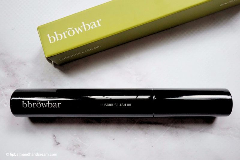 Luscious eye lashes oil from Blink Brow Bar