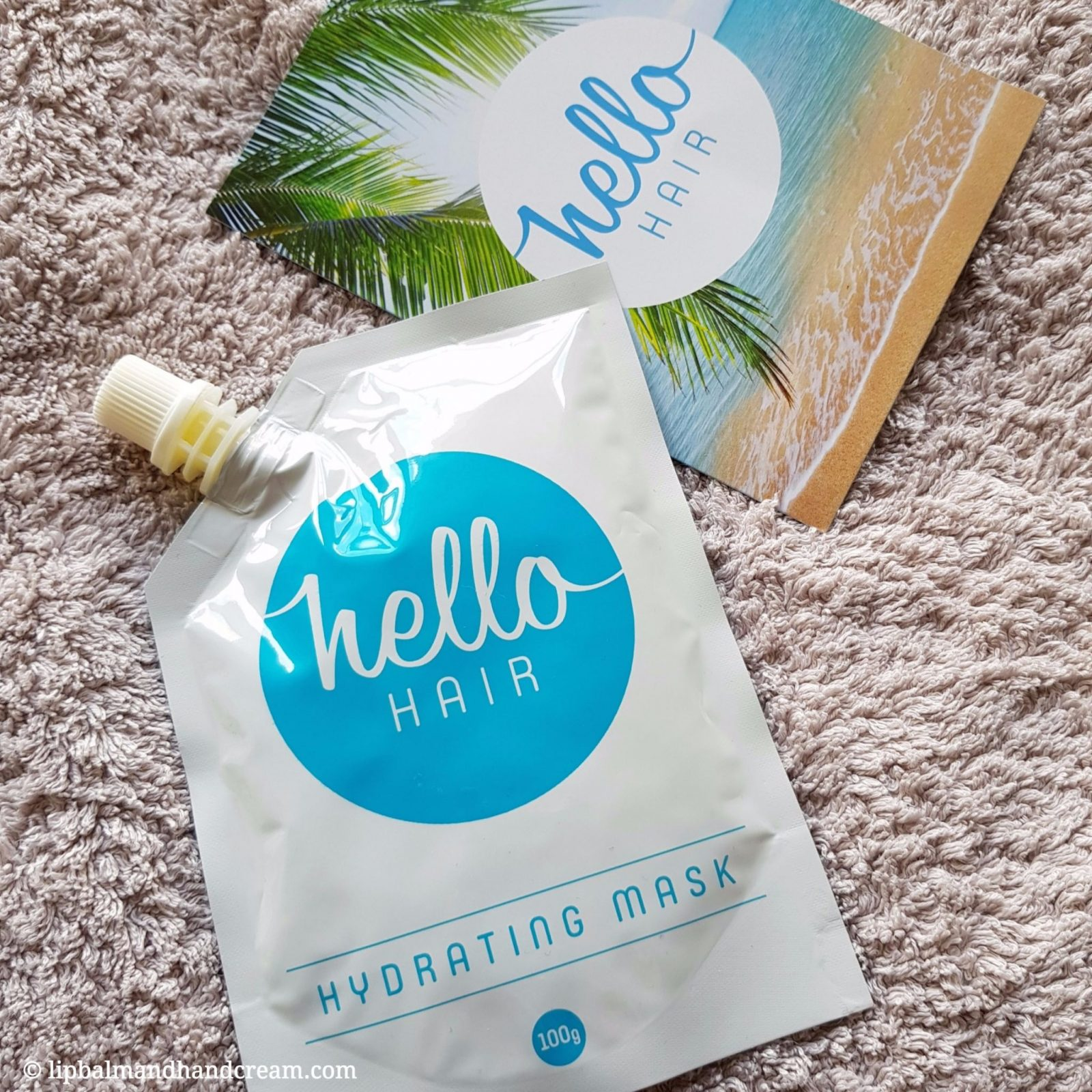 Hello hair hydrating mask – au naturel goodness